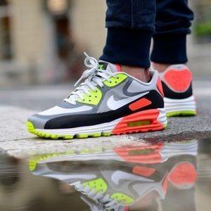 {Nike} Air Max Lunarlon• Men's 11.5